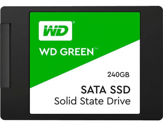 Hd Ssd Western Digital Green 240gb Wd Green