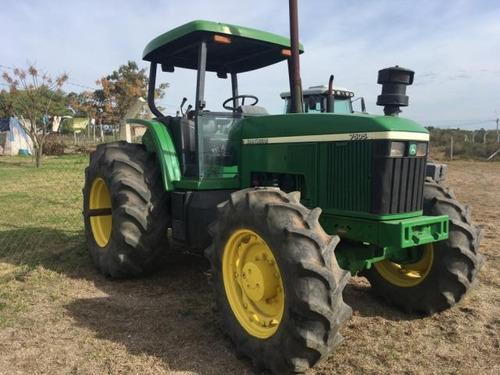 Tractor John Deere 7505 Usado 4x4 140hp