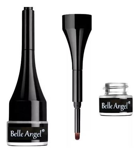 Delineador Gel Belle Angel Preto Maquiagem Atacado Revenda