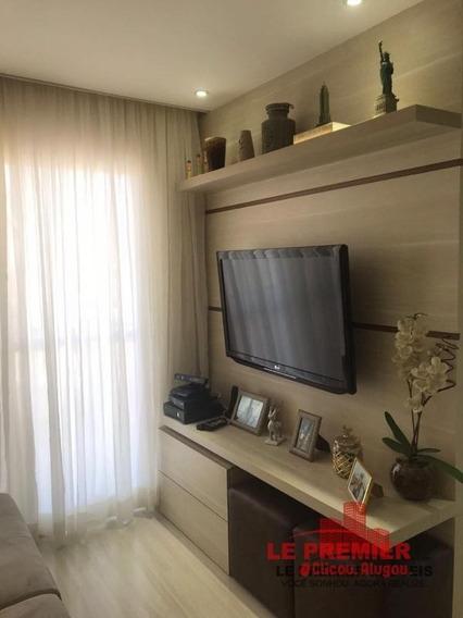 Ref.: 250 - Apartamento Em Jandira Para Venda - V250