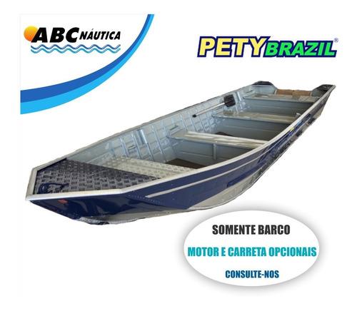 Barco Pety Amazonas 550 Sl ''semi Chato''