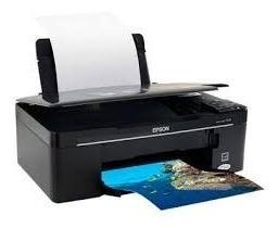 Impressora Epson Tx 135 Com Bunk Ink