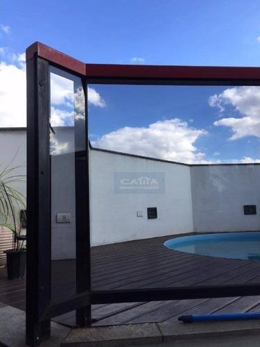 Imagem 1 de 30 de Cobertura Residencial À Venda, Vila Carrão, São Paulo. - Co0288