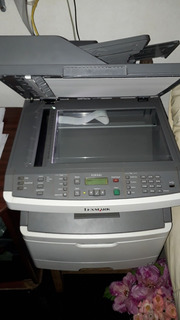 Impresora Lexmark X364dn Funciona Bien