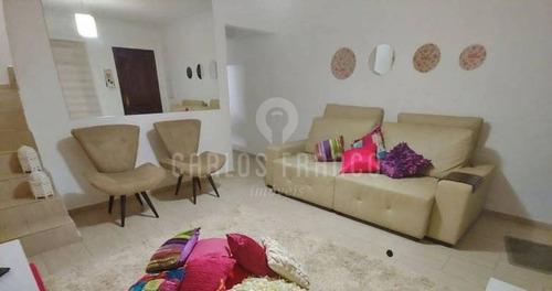 Chácara Santo Antonio - Sobrado - 3 Dormitórios - Cf65367