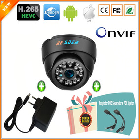 Camera Ip Interna Hd 720p Besder Com Infravermelho