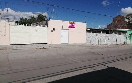 Rento Local Comercial Calle Constitución Actopan Hgo