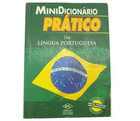 Minidicionário Prático Da Língua Portuguesa B4041