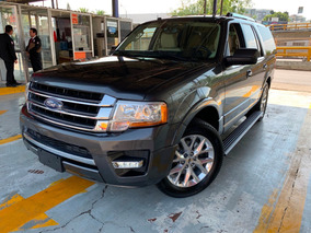 Ford Expedition 3.5 Limited 4x2 Piel Quemacocos Dvd 2017