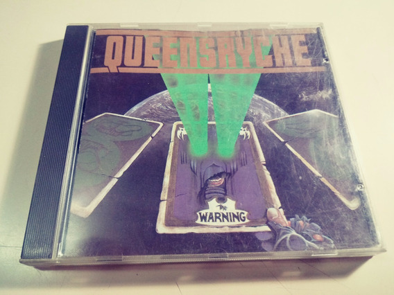 Queensryche - The Warning - Made In Usa