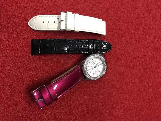 Relógio Troca Pulseira Guess Em Perfeito Estado Original