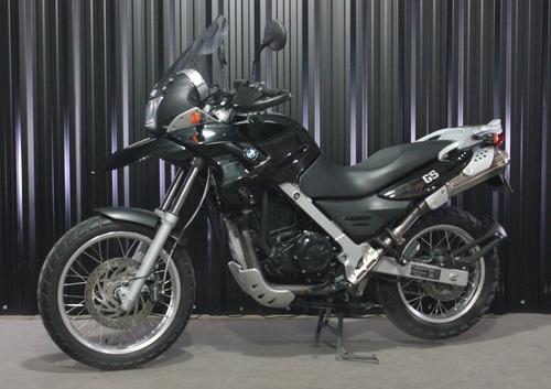 Moto Bmw Gs 650 Usada En Excelente Estado