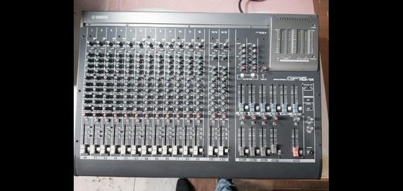 Mixer Yamaha Gf16/12 Mixing Console