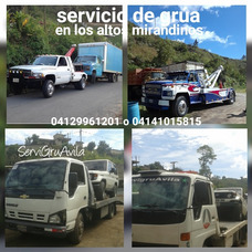 Servicio Grúas San Antonio De Los Altos 24 Horas