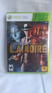 L.a. Noire - Nuevo Y Sellado - Xbox 360