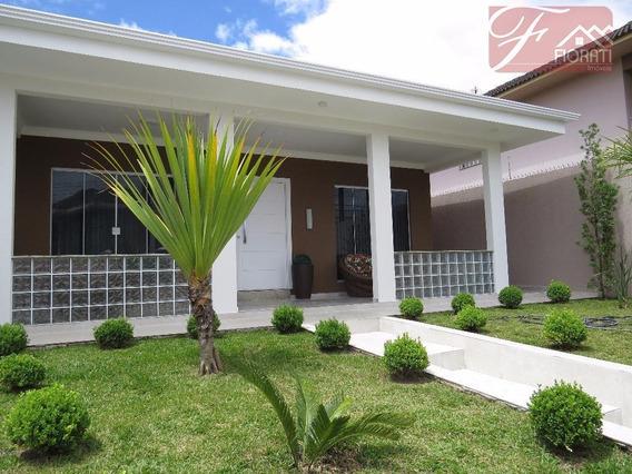Casa Residencial Para Locação, Aristocrata, São José Dos Pinhais. - Ca0139