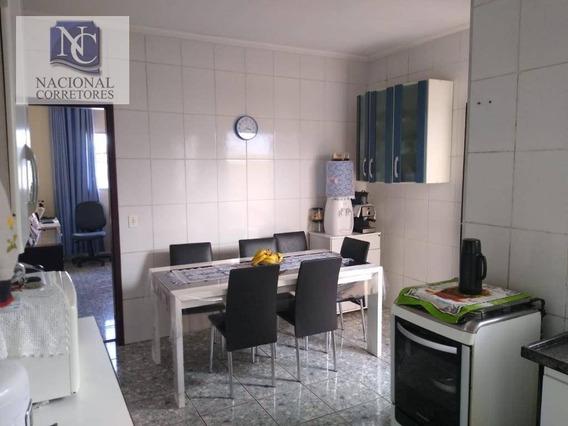 Casa À Venda, 92 M² Por R$ 340.000,00 - Jardim Utinga - Santo André/sp - Ca2984