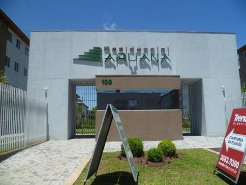 Apartamento A Venda No Bairro Cidade Industrial Em Curitiba - 310-1
