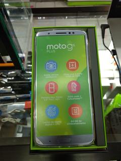 Nuevo Moto G6 Plus Totalmente Sellado