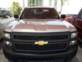 Chevrolet Silverado 5.3 A Pickup 2500 Cab Ext 2015 Plata