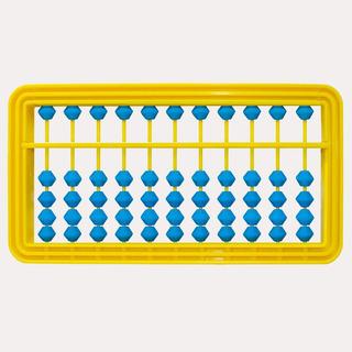 6 Pack Abaco Japones Soroban Didáctico 25x13cm Matematicas