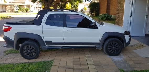 Fiat Strada Adventure Pack Locker