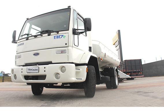 Truck Pipa Cargo 1317 2006 - Tanque 7m³ Agua Potavel