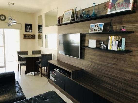 Casa Térrea, Em Condomínio Fechado, 2 Dormitórios, Sendo 1 Suíte - Ca01238