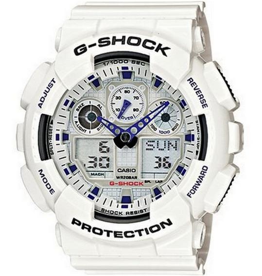 Relógio Casio Masculino G-shock Ga-100a-7adr