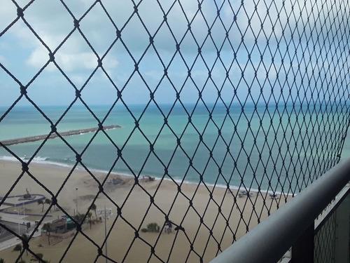 Imagem 1 de 19 de Apartamento Para Alugar, 70 M² Por R$ 3.000,00/mês - Praia De Iracema - Fortaleza/ce - Ap1928