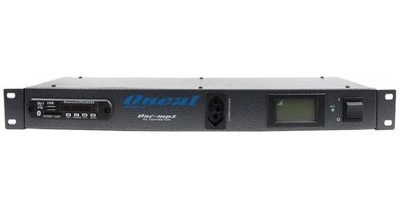 Régua De Energia Oneal Oac Mp3 Bluetooth Mp3 Sd Usb - Bivol