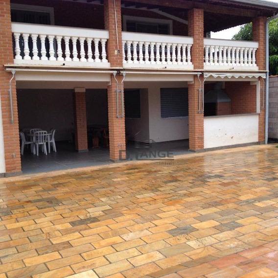 Chácara Com 3 Dormitórios À Venda, 1000 M² Por R$ 600.000,00 - Recanto Dos Dourados - Campinas/sp - Ch0402