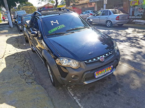 Fiat /strada 1.8 Adventure Ce Flex 2p 2014