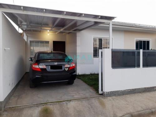 Casa Geminada À Venda Em Bairro Com Constante Desenvolvimento - Florianópolis Sc! - Ca00293 - 69204605