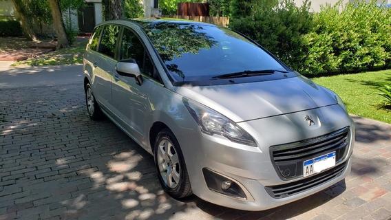 Peugeot 5008 1.6 Feline Nafta Automatica Tiptronic 6 Vel.