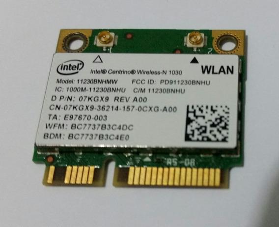 Placa De Rede Wi Fi Intel Centrino Wireless-n 1030