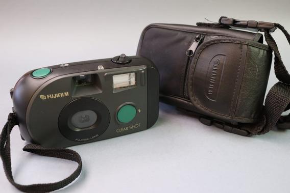 Câmera Fujifilm Clear Shot Japonesa
