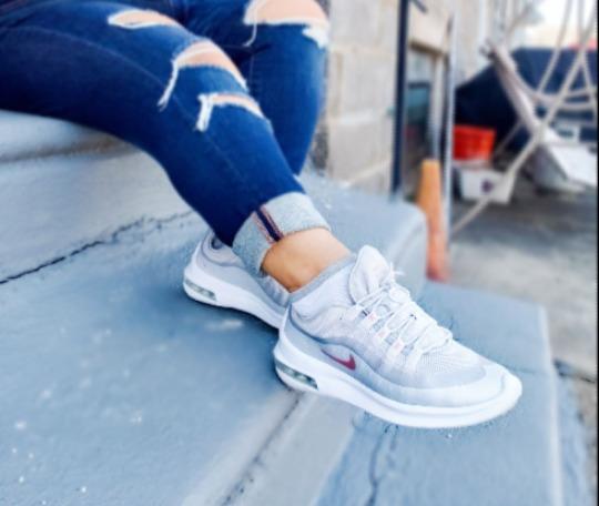 Zapatilla Nike Air Max Axis 100% Original