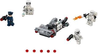 Lego Star Wars75166 Pack De Combate De Transporte Pimera O