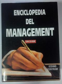 Enciclopedia Del Management Libro Nuevo Importado