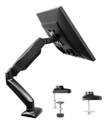 Rack Soporte Para 1 Monitor 14 A 27 PuLG