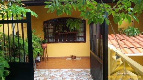Oportunidade De Negócio. Bela Casa Em Corredor Comercial Na Avenida Principal De Praia Grande - Ca00047 - 34188330