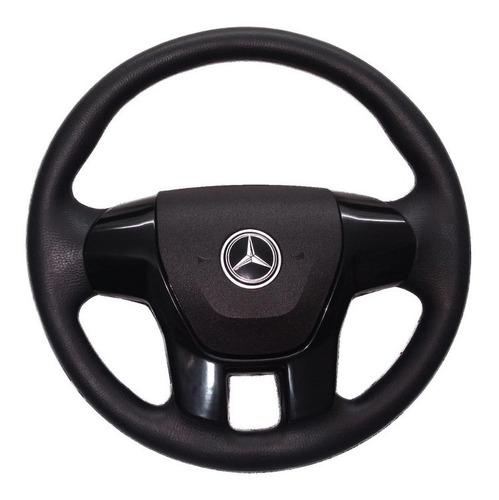Volante Esp Caminhão Mercedes-benz Ralk Rallye Preto Mb 2831