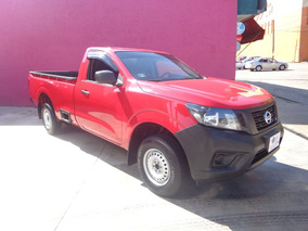 Nissan Np 300 Pick-up 2017 Rojo