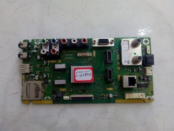 Leia Descrição Placa Principal Tv Panasonic Tc-l32e5b