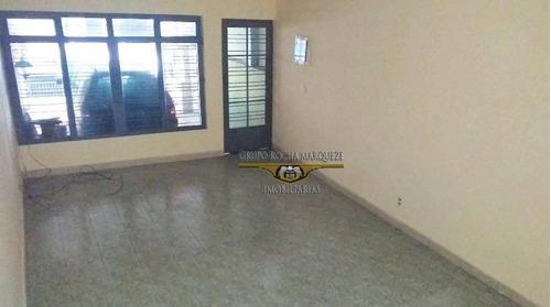Sobrado Com 3 Dormitórios À Venda, 160 M² Por R$ 650.000,00 - Tatuapé - São Paulo/sp - So0266