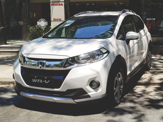 Honda Wr-v Exl Cvt 2020 0km Color A Convenir