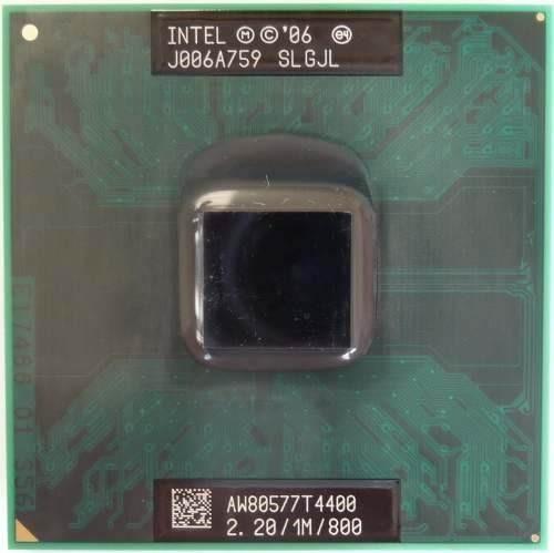 Processador Notebook Intel Dual Core T4400 Slgjl
