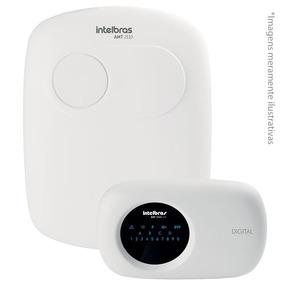 Central Alarme Intelbras Amt 2110 Monitorada Via Linha Fone