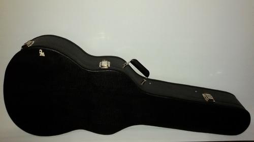 Case Estojo Wc Top Luxo Violão Clássico 6 E 7 Cordas